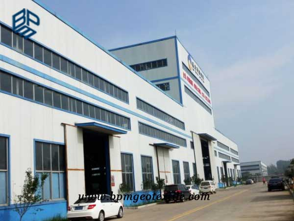 BPM Woven geotextile factory