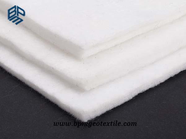 Non Woven Filament Geotextile Fabric