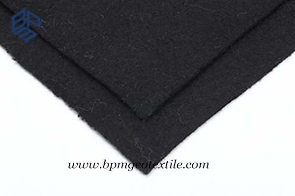 short fiber needle punched geotextile fabric