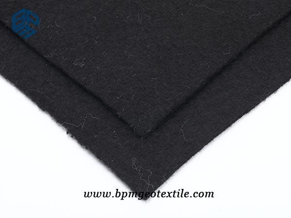 Short Staple Needled Punched Geotextile