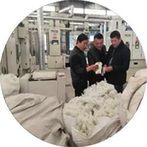 Top Quality Geotextile Raw Materials