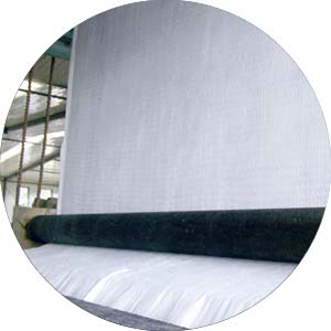 woven geotextile manufacturing equipments