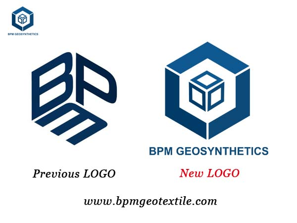 new logo for geotextile manufacturer