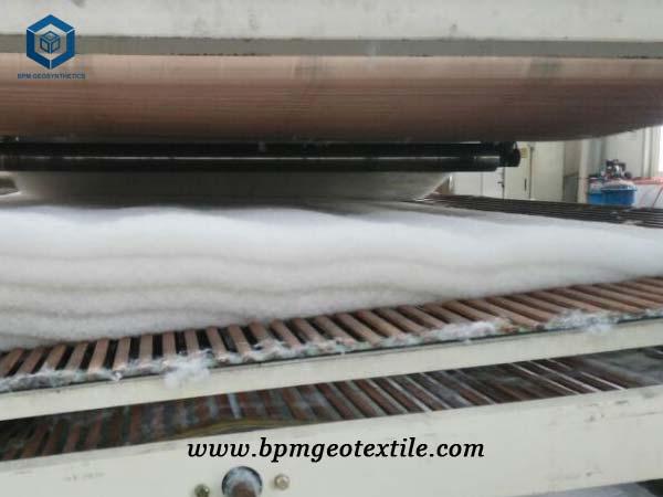 Geotextile road Fabric for Road Construction