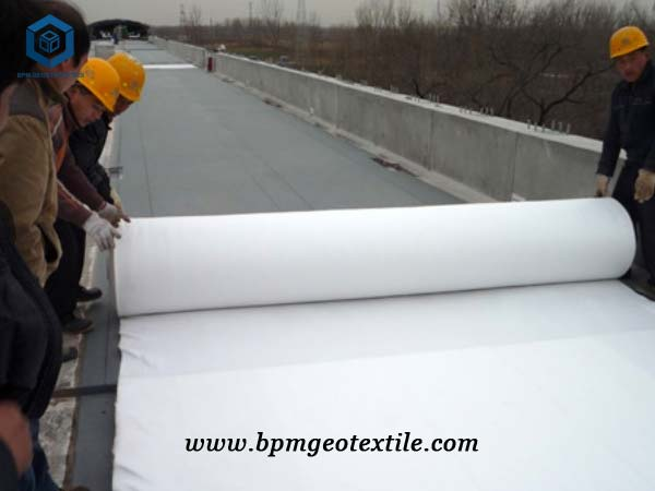 how to use geotextile about filament non woven geotextiles