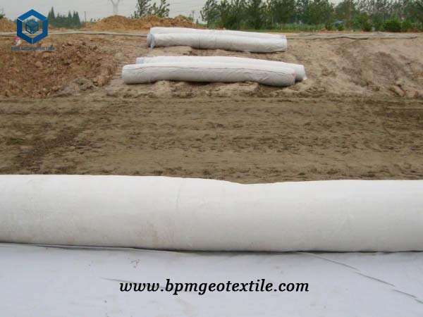 how to use geotextile about nonwoven geotextile fabric on embank