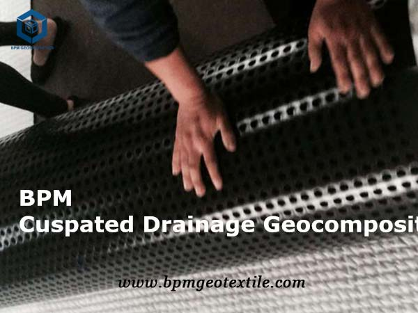 Geotextile Drainage Fabric for Underground Garage in China