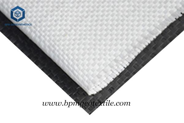 Polypropylene woven geotextiles