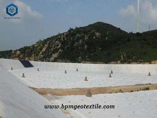 PP Woven Geotextile Liner