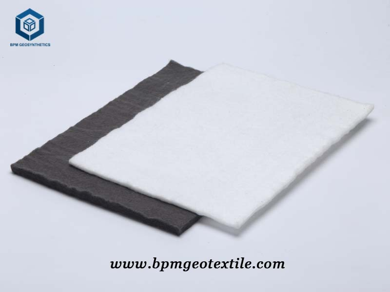 Geotex Fabric for Landfill Project
