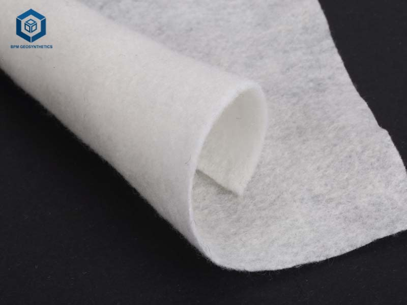 Geotextile Landscape Fabric for Environmental Protection Project