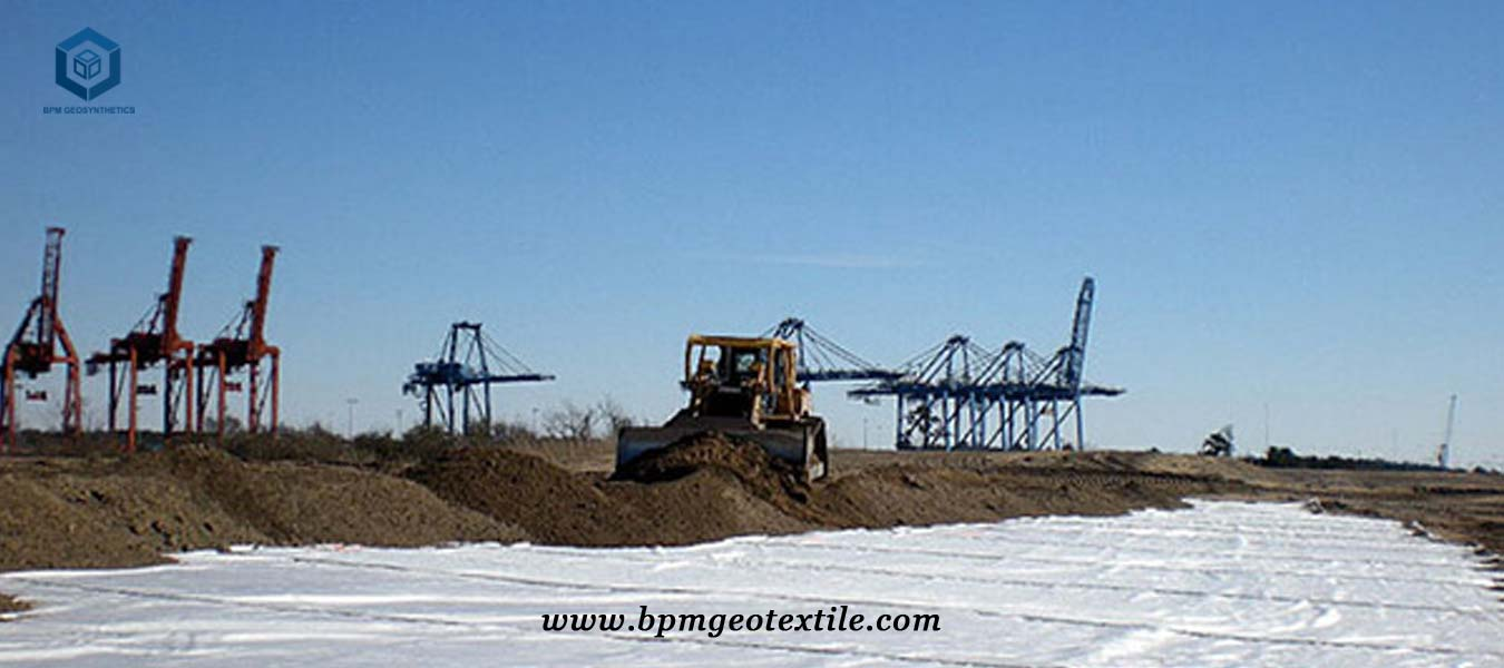 Geotextile Landscape Fabric for Environmental Protection in India