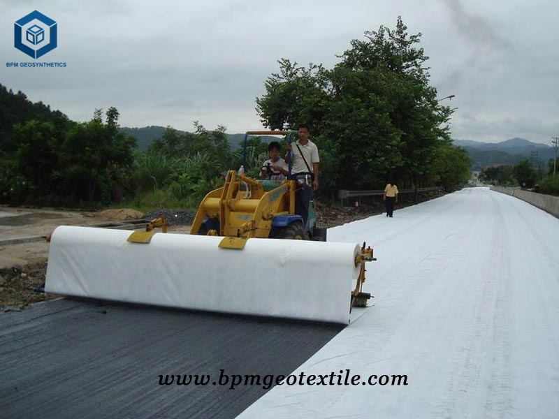 Nonwoven Geotextile Fabric for Road Construction in Jiangsu