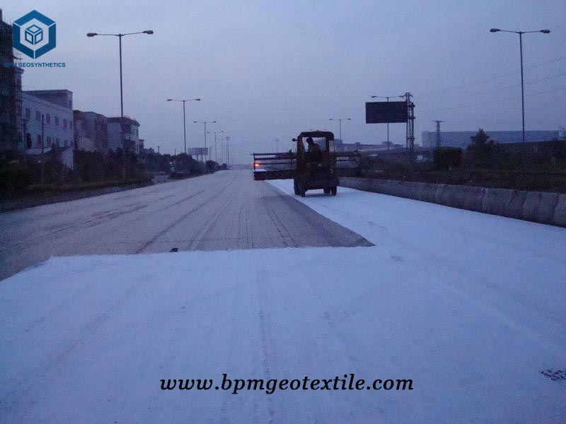 Nonwoven Geotextile Filter Fabric for Road Construction