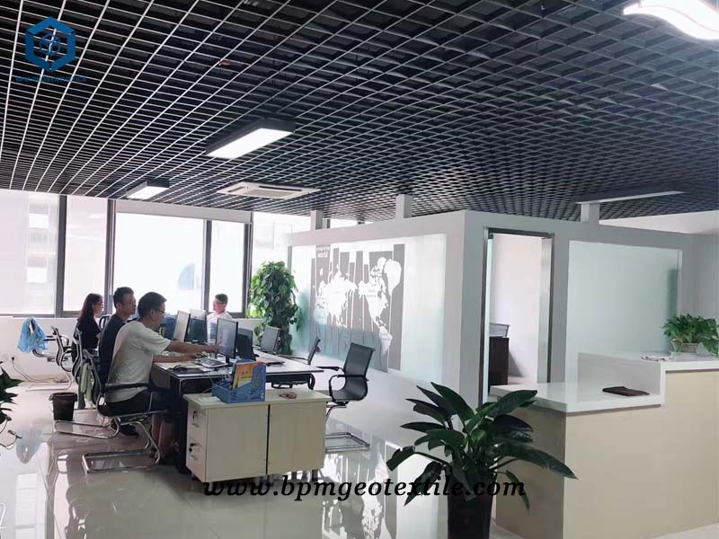 BPM geotextile Office