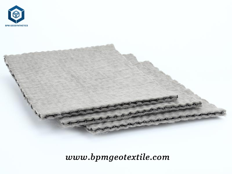 Geonet Geotextile Used for Landfill Project in Thailand
