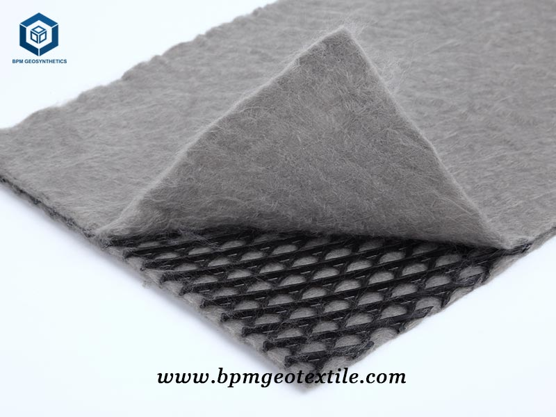 Geonet Geotextile Used for Landfill in Thailand