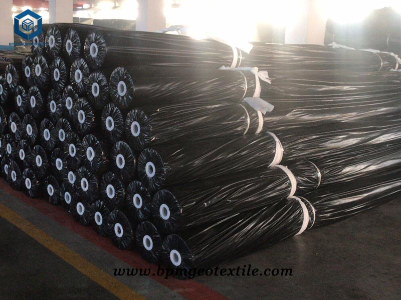 Filament Geotextile Membrane for Pavement Maintenance Project in Indonesia