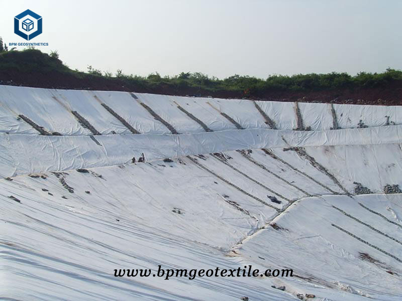 Geotextile Filtration Fabric for Landfill in Chile