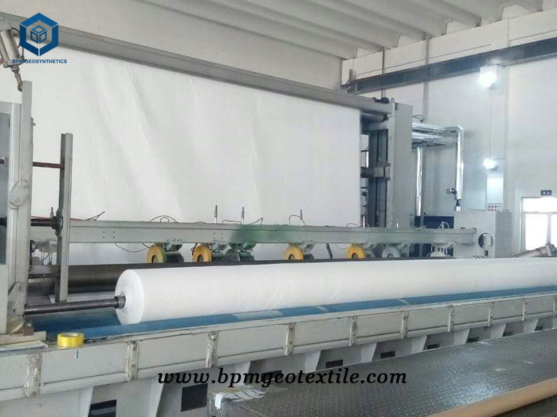 Non Woven Geotextile Filtration Fabric for Landfill in Chile