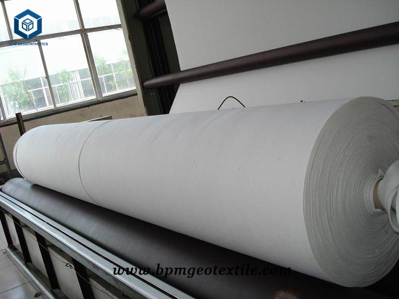 Nonwoven Needle Punched Geotextile for Nepal Building Materials Market