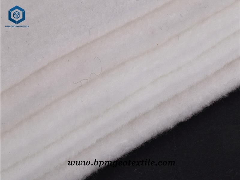 Nonwoven Needle Punched Geotextile in Nepal