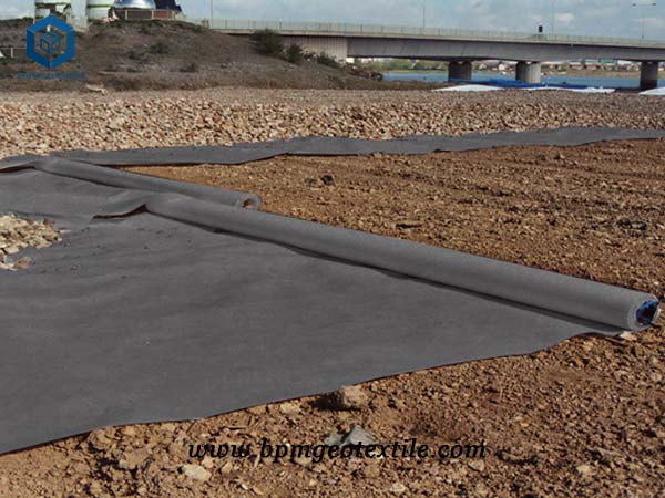 Non Woven Geotextile Fabric for Separation Project in Malaysia
