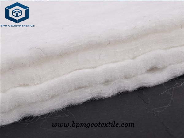 Non Woven Geotextile Fabric for Separation Project