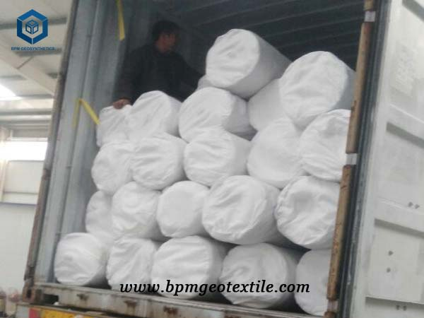 Geotextile Road Fabric for Road Construction in UK
