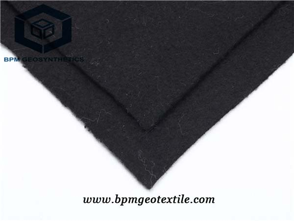 Geotextile Stabilization Fabric for Soil Reinforcement in Mendi-Kandep