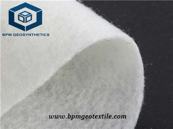 Geotextile Stabilization Fabric for Soil Reinforcement