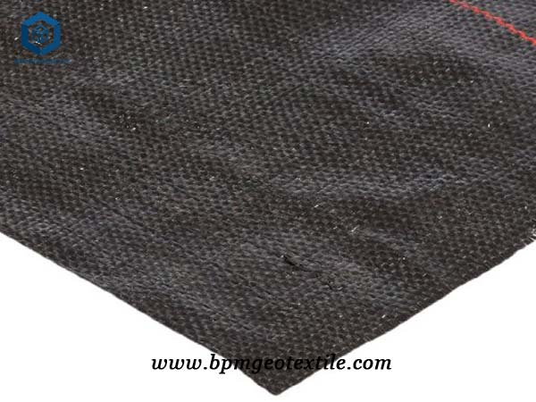 Woven Geotextile Membrane for Road Reinforcement Project in India