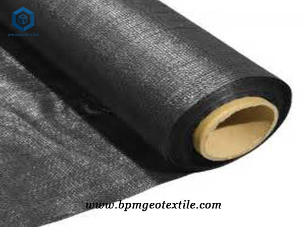 Woven Geotextile Membrane for Road Reinforcement Project