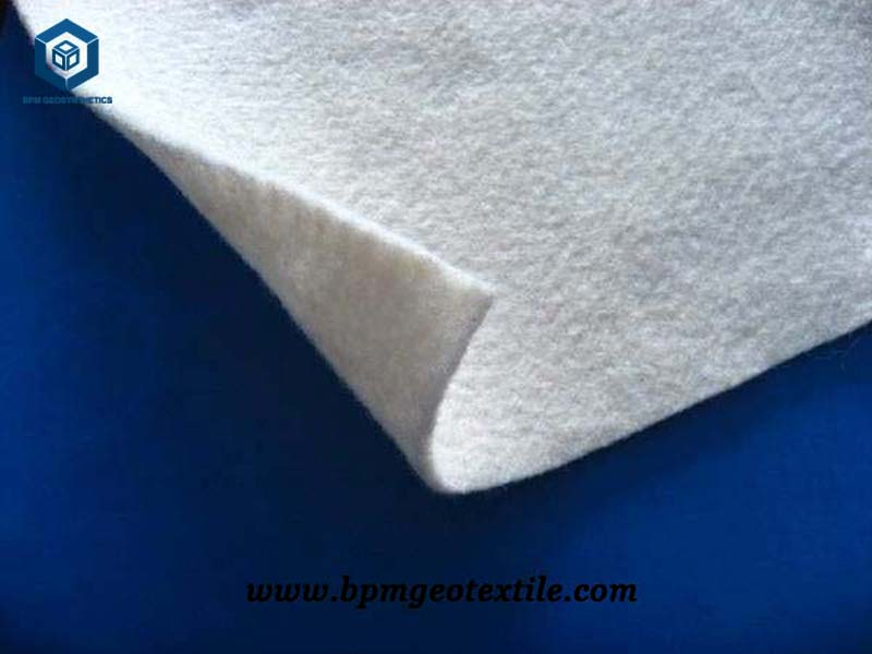 Geotextile Underlayment Fabric for Construction