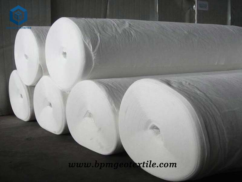 Geotextile Underlayment Fabric for Road Construction in Thailand